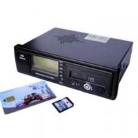 Quality Vehicle 60 V Driving Recorder GPS Car Tracker Support 4 Cameras for sale