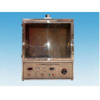 China 900 Torch Angle Wire Flammability Test Chamber For Coal Mine Flame Retardant Cable on sale