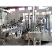 Quality Mineral Water / Clean Automatic Water Filling Machine , Volumetric Filling Machinery CE ISO for sale