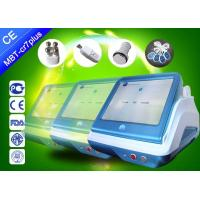Quality Portable cavitation bipolar lipo laser body contouring fat reduction machine for sale