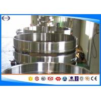 Quality SCM445 / 50CrMo4 Forged Rings , Diameter 50-1000 Mm Din 1.7228 Steel Forged Rings for sale