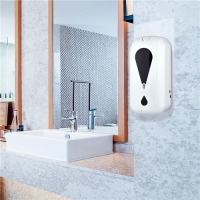 Quality Wall Mounted Automatic Touchless Hand Sanitizer Dispenser for sale