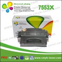Quality Professional HP Black Q7553X Toner Cartridge With chip / yes bulk packing for sale