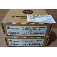 Quality Allen-Bradley 1769-ECR CompactLogix End Cap for sale