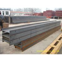 Quality long Steel I Beam of JIS G3101 SS400, ASTM A36, EN 10025 Mild Steel Products / Produc for sale