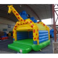 Quality Commercial Inflatable Bouncers Jumper Castle for sale