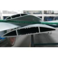 Quality Exterior Aluminum Blinds / Industrial Fan Blade Extrusion Profiles ISO Certificate for sale