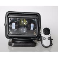 Quality Rotating Wireless 60 Watt 7 inch LED Search Light For Off Road Truck 12v / 24v for sale