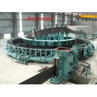 Quality Safe Automatic Strip Accumulator , Reliable Welding Pipe Horizontal Accumulator for sale