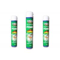 Quality Waterproof Polyurethane PU Foam Spray 750ml Heat Preservationcold And Sound Insulation for sale