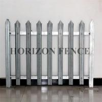 Buy cheap Steel Palisade High Security Fence Systems For Industrial And Commercial from wholesalers