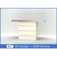 Buy Mordern MDF Jewellery Display Counters / Jewelry Shop Showcase at wholesale prices