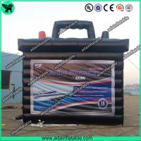 Quality Promotional Inflatable Battery Giant Advertising Inflatable Battery Model for sale