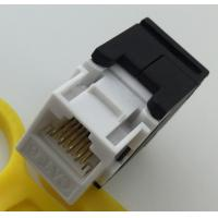 Quality New Products Tolless Cat6/Cat6A Keystone Jack for sale