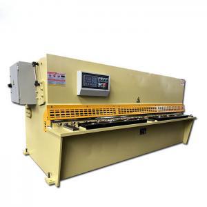 Quality Automatic Metal Shearing Machine CNC Hydraulic Mechanical QC12Y Series for sale