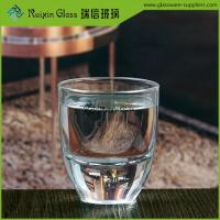 China 2 oz bulk chinese shot glass promotional mini wine glass shot glass wholesale on sale
