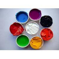 Quality Strong Light Fastness Color Paste Vivid Luster For Decorative Coatings for sale