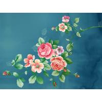 Quality flower painting art painting home wall decor for sale