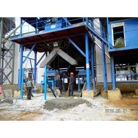 Quality Bucket Elevator Concrete Mixing Plant , Ready Mix Concrete Plant for sale