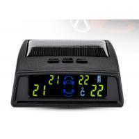 Quality Visual alert / audio alert Tyre Pressure Monitor with HD color LCD display for sale
