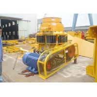 Quality Durable stone crusher plant / mining machinery with cast steel structure for sale