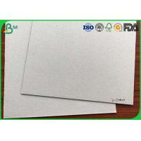 Quality High Density Corrugated Medium Paper 1.5mm - 2.5mm Large Bulky Grey Back Board for sale