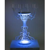 Quality CH (2) acrylic pillar candle holder for sale
