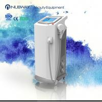 Quality No pain stationary 808nm Professional Diode Laser Hair Removal Machine for sale