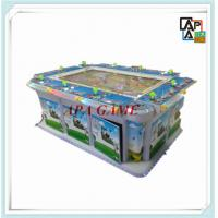 Quality 10P ocean king 3 fish hunter gambling game fishing game arcade indoor game machine for sale
