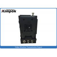 Buy NLOS COFDM Microwave Transmitter Full HD Wireless Transmitter And Receiver Short Latency at wholesale prices