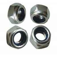 Quality Go Kart DIN Stainless Steel Bolts and Nuts / NYLON LOCK NUT for sale