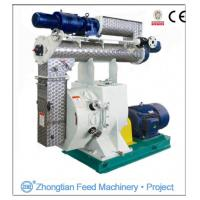Quality SZLH350 Livestock Feed Pellet Mill With Stainless Steel Conditioner for sale