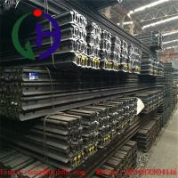Quality Light Weight Q235 Grade Train Track Material , Length 6 to 12 m for sale