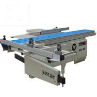 Quality 45/90 precision slide table saw for wood panel cutting factory price for sale