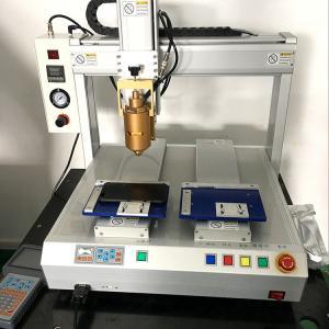 Buy cheap Desktop Moveable Mini XYZ Glue Dispenser Machine Carbon Steel For Glue Potting from wholesalers