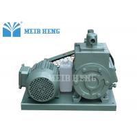 China Industrial Rotary Vane Vacuum Pump , Air Cooling Vacuum Pump For Chemistry Lab on sale