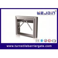 China Stainless Steel BRT Station High Security Turnstile Gate Iron Powder Housing on sale