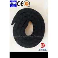 Quality IGUS high quality factory price plastic low noise flexible cable drag chain for sale