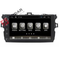 Quality New Allwinner T3 Android Auto Car Stereo Toyota Corolla Head Unit With 4G WIFI for sale