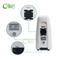 Quality Constant Flow Portable Oxygen Concentrator , Mini Psa Oxygen Concentrator Nebulizer For Care Skin for sale