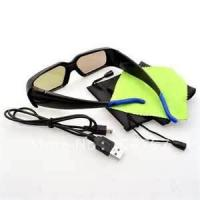 Quality Custom comfortable lady' s dlp link 3d glasses with foldable glasses leg for Viewsonic,vivitek for sale