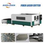 China 2000W/3000W Metal Fiber Laser Cutting Machine AC380V  Cypcut Control System for sale