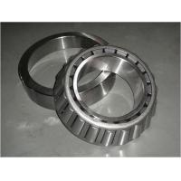 Quality Stainless Steel Single Row Tapered Roller Bearings For High Speeds for sale