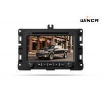 Quality RAM1500 Car Audio GPS Navigation Network Media Playing DDR3 2G for sale