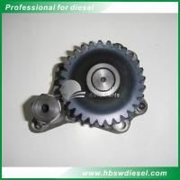 Quality Cummins A2300 Diesel Engine Oil Pump 4901216 ISO9001 TS16949 Approved for sale