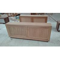 Quality Modern Style Wooden Sideboard Kitchen Cabinet With Natural ELM for sale