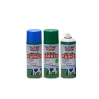 Quality Waterproof Animal Marking Paint Cattle Temporary Spray Paint for sale