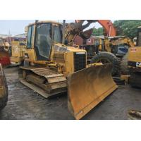 Quality 99hp Second Hand Bulldozers D5g Cat Used Crawler Bulldozer With Blade for sale