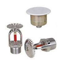 Quality Warehouse Fire Sprinkler Upright / Pendent / Sidewall Fire Sprinkler Heads for sale