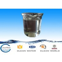 Colorless / Light color liquid Water Decoloring Agent Resin For Ink Wastewater Treatment